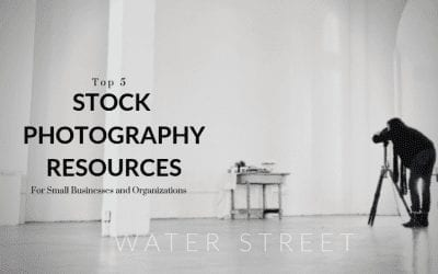 Top 5 Stock Photography Resources for Small Businesses and Organizations