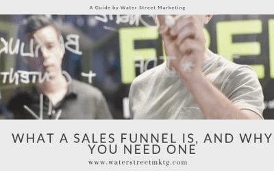 What A Sales Funnel Is, and Why You Need One