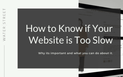 How To Know if Your Website is Too Slow